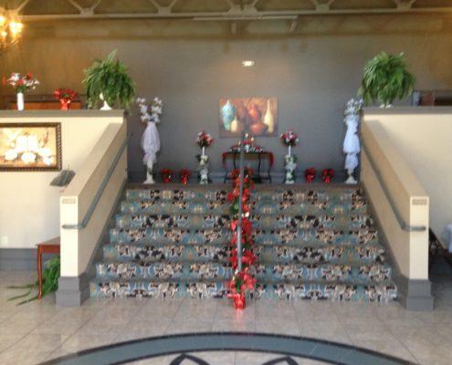 Our Church - Inside Foyer