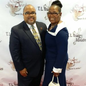 Bishop Reginald & Lady Charity Davis
