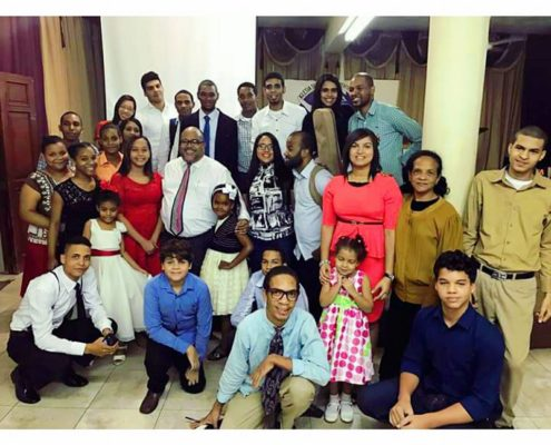 Mother Church Youth of the Dominican Republic